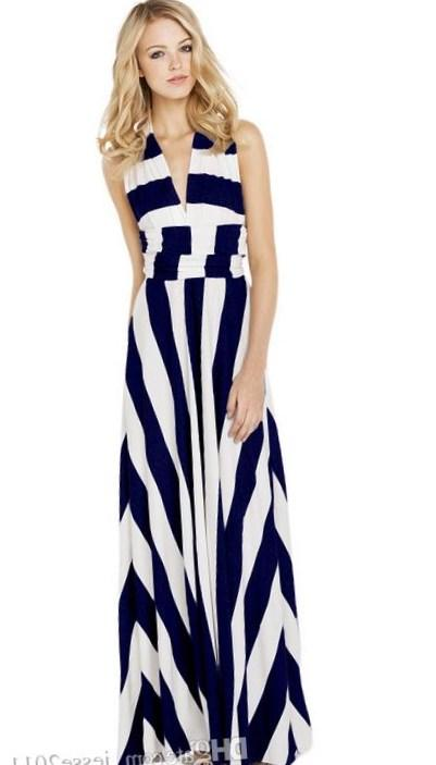 Summer casual long dress 2018 women maxi chiffon maxi dresses new fashion floor-length plus