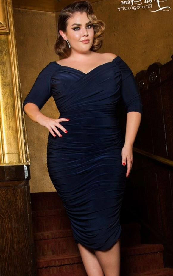 Plus Size Glamour Dresses