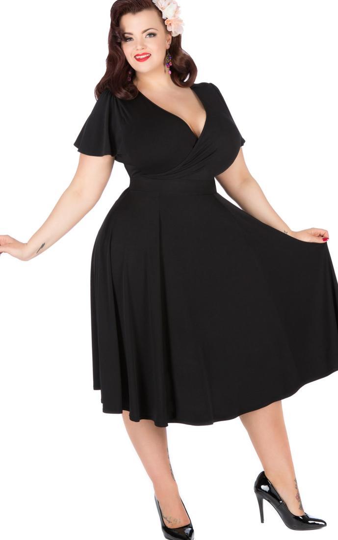 plus size 1950's prom dresses