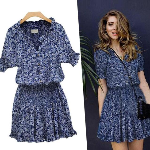 Plus size summer dress patterns - PlusLook.eu Collection