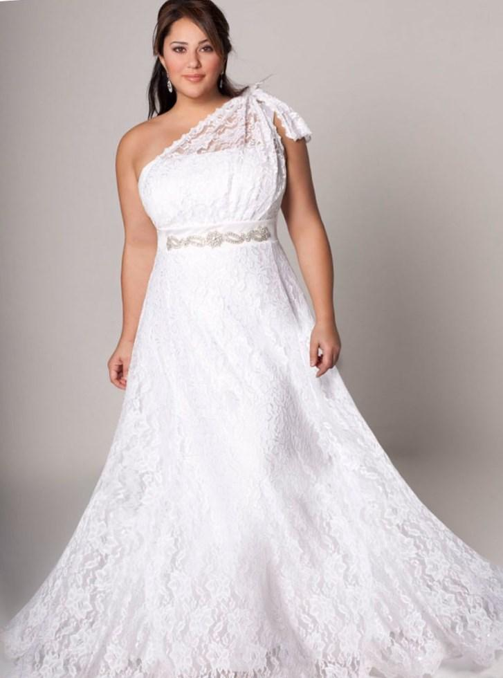Plus size wedding dresses under 100 great ideas for for Plus size short wedding dresses under 100
