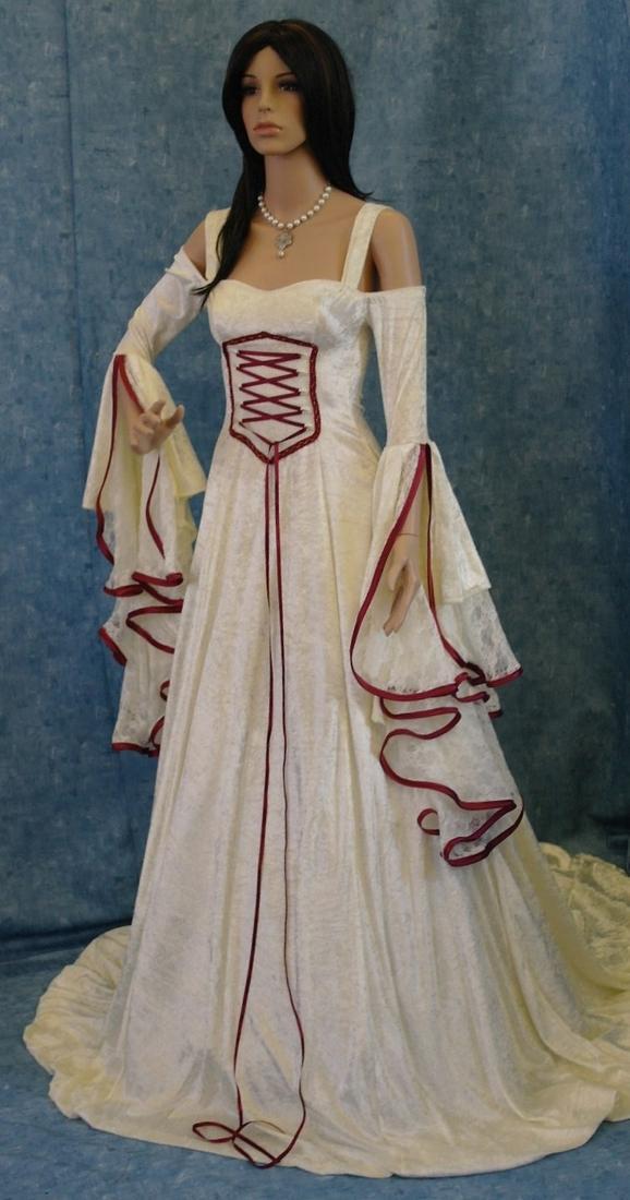 Plus size celtic wedding dresses - PlusLook.eu Collection