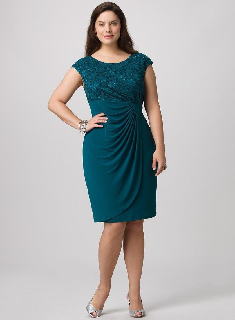 JCP Dresses for Black Women's Plus Size