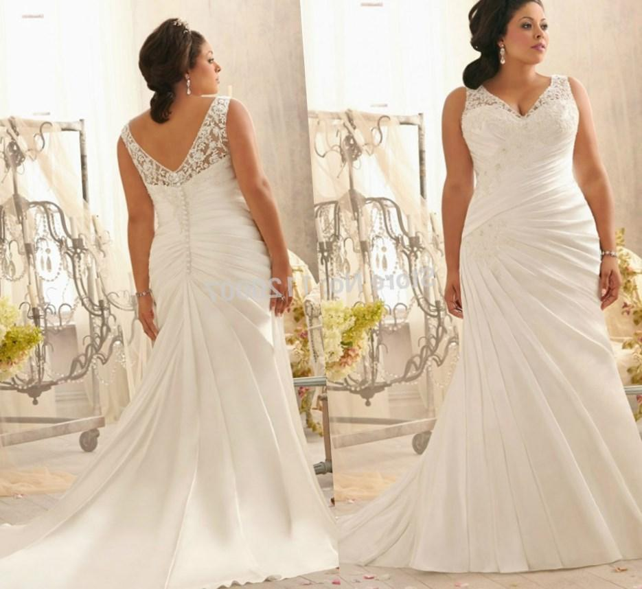 Davids Bridal Plus Size Wedding Dresses: Plus Size Models In Wedding Dresses