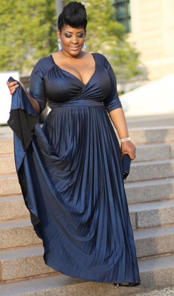 Plus Size Red Carpet Dresses Pluslook Eu Collection