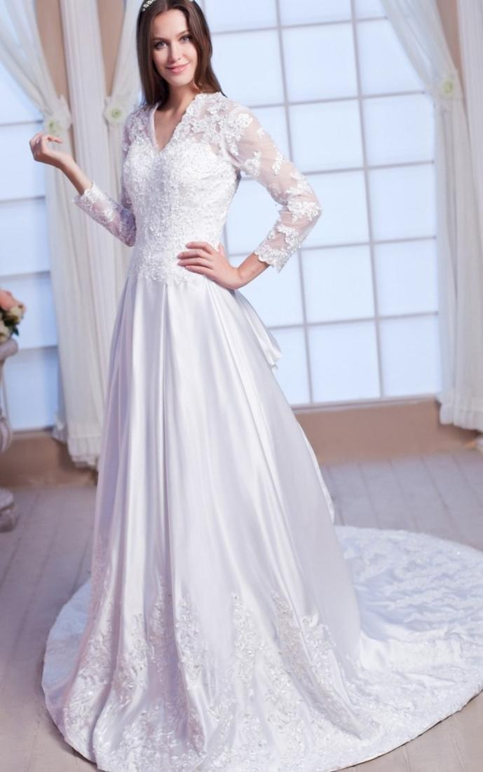 Renaissance Wedding Dresses Plus Size Pluslook Collection