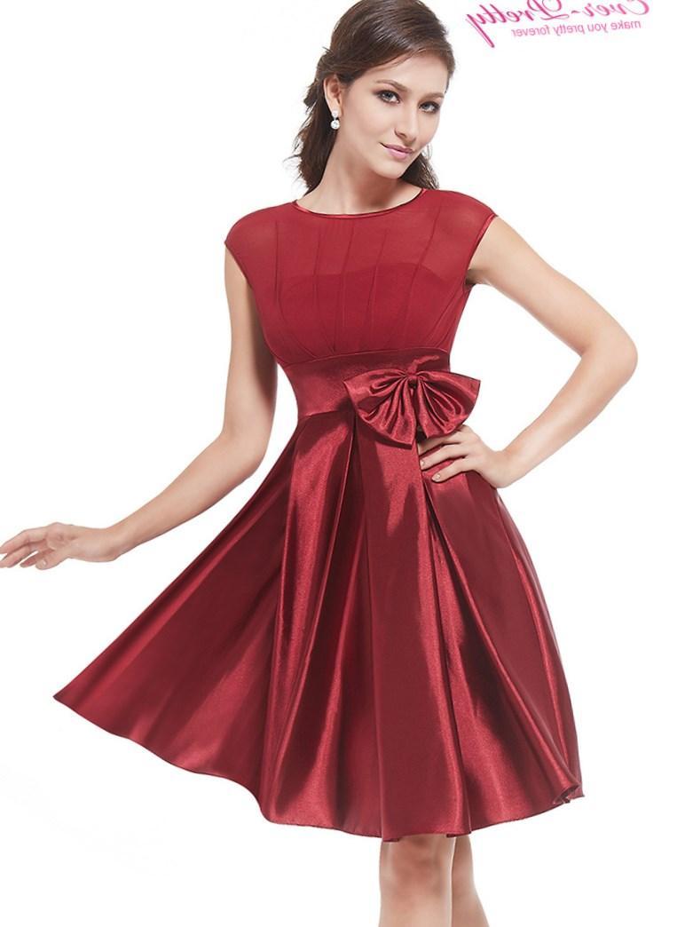 Satin Plus Size Dresses Pluslook Eu Collection