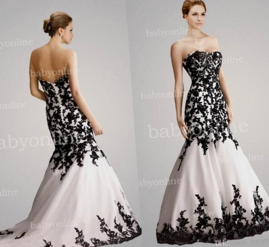 Black Wedding Dresses Plus Size Frodofullring