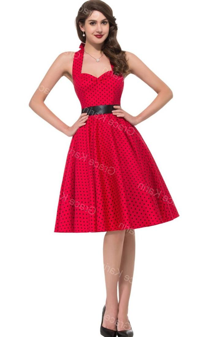 Plus Size Rockabilly Dresses Uk 85