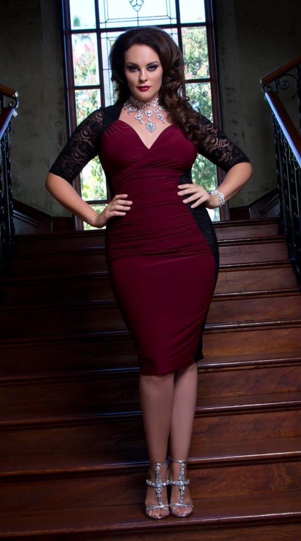 Plus Size Dresses For Parties Pluslook Collection