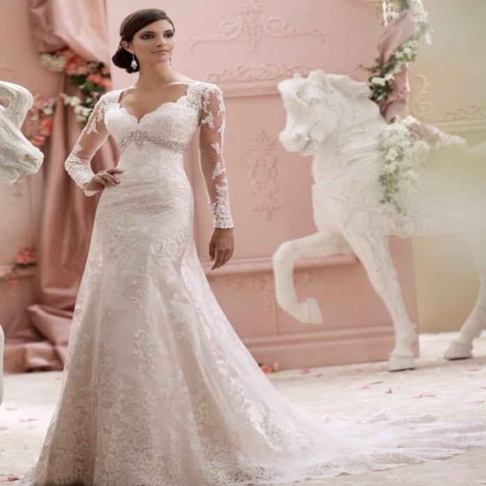76f075a3140 David Tutera For Mon Cheri Spring 2016 Wedding Dress. Davids Bridal Wedding  Gowns 2017