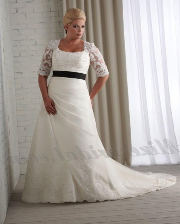Non traditional plus size wedding dresses - PlusLook.eu Collection