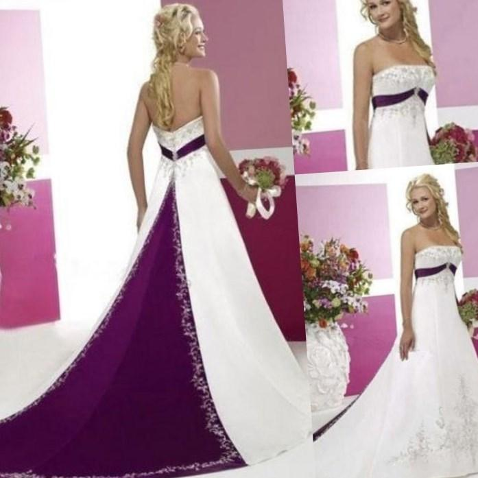 Plus size colored wedding dresses cheap for Plus size champagne colored wedding dresses