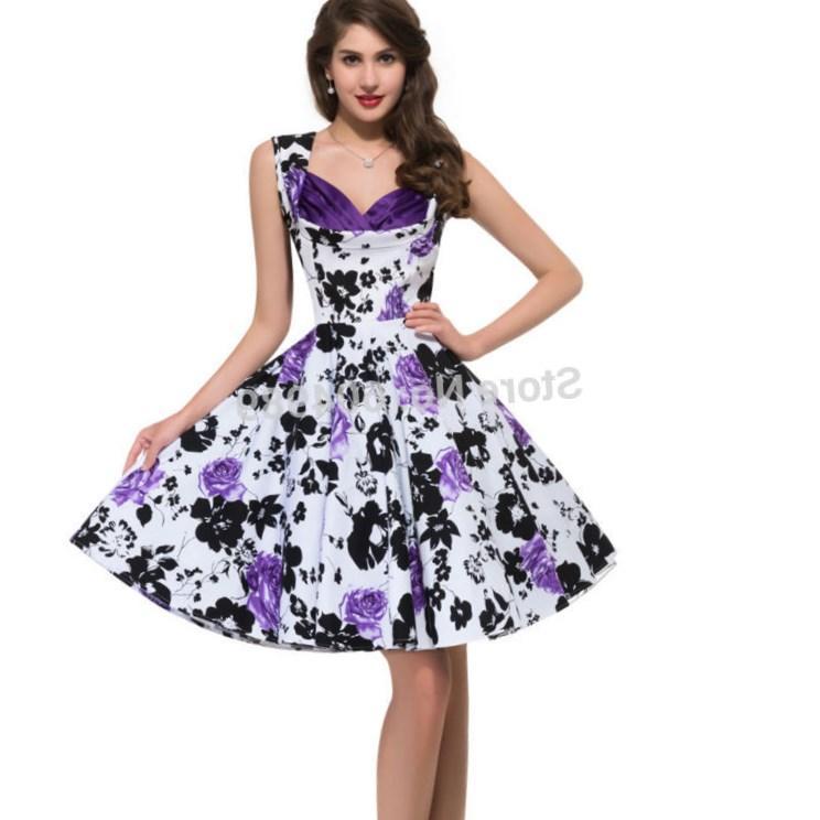 Rockabilly plus size dress - PlusLook.eu Collection