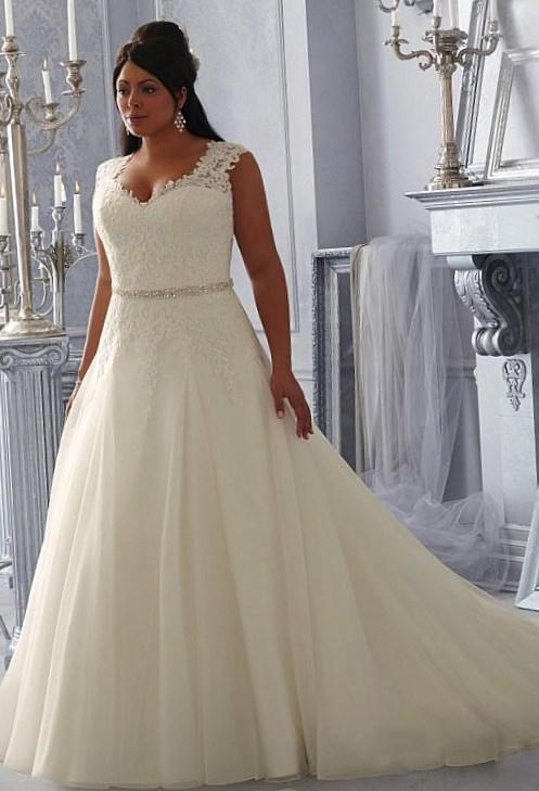 Plus Size Wedding Dress Styles Collection
