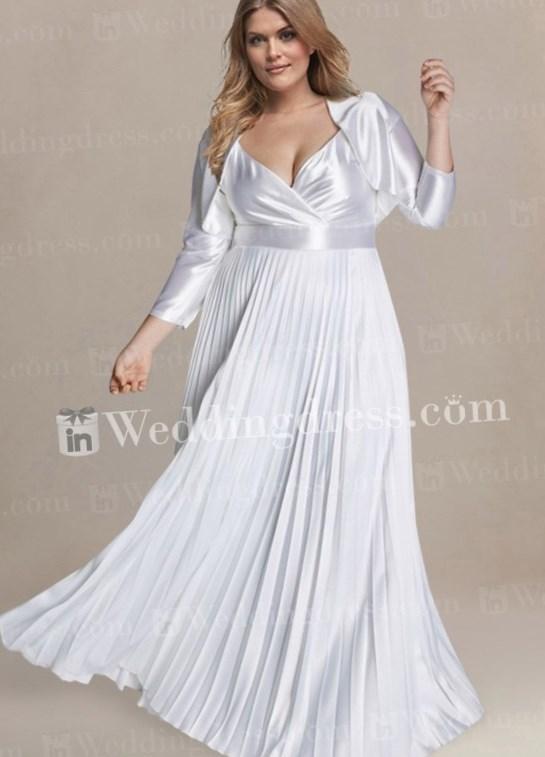 Plus Size Wedding Dresses Under 100.00 70