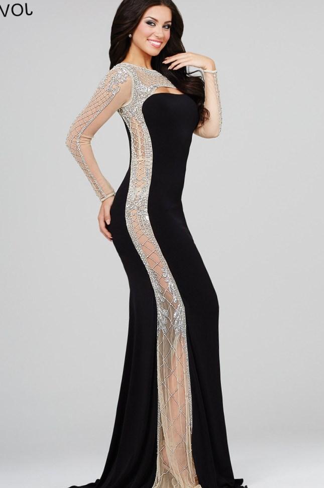Jovani plus size prom dresses - PlusLook.eu Collection - photo #33