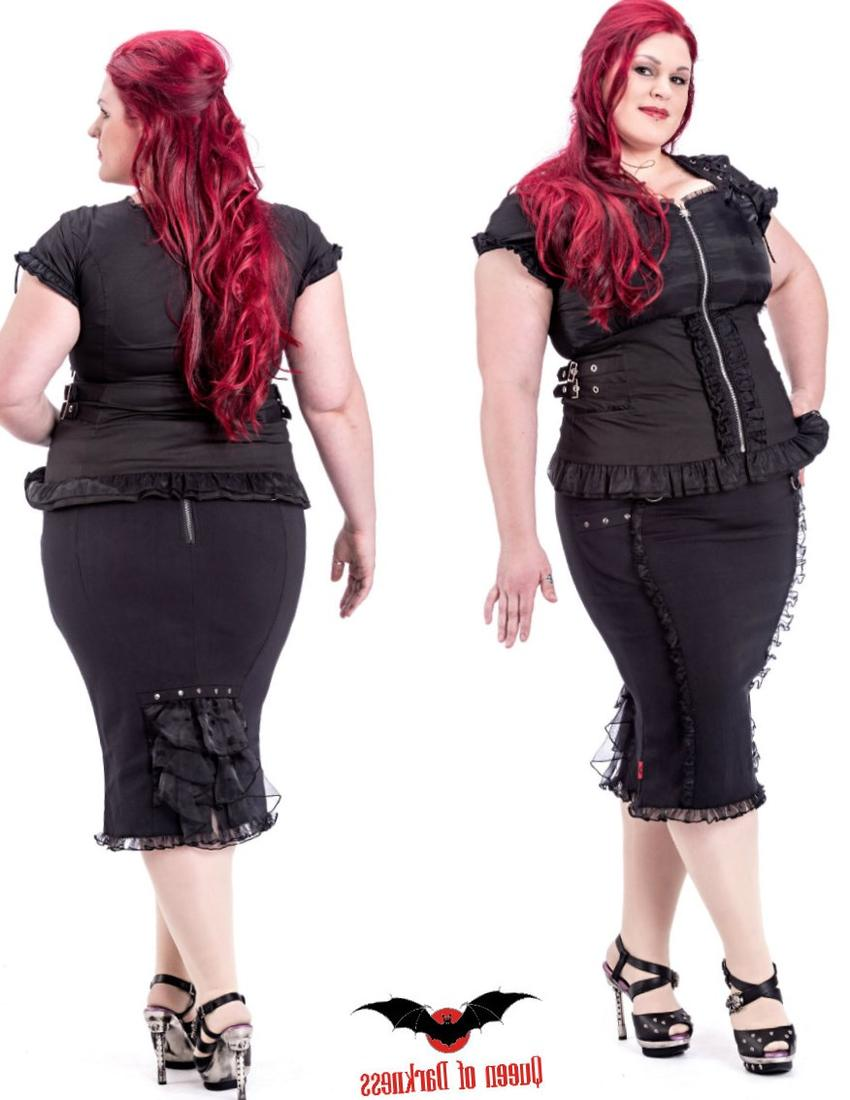 Goth Dresses Plus Size Prom Dresses With Pockets