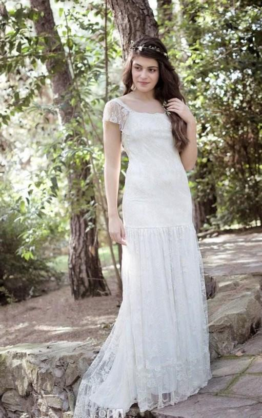 Plus Size Hippie Wedding Dresses Pluslook Eu Collection