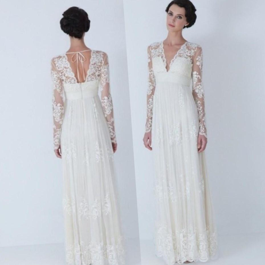 Plus size medieval wedding dresses - PlusLook.eu Collection