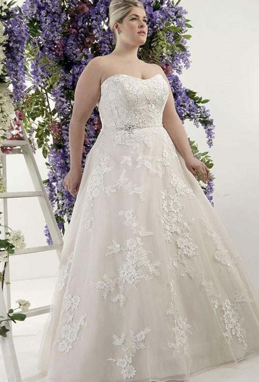 2016 Plus Size White Organza Mermaid SweetheartBack Open The Most Beautiful 2016 Bridal Wedding Dress