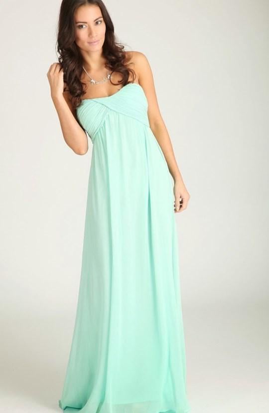 Plus Size Mint Green Dresses Pluslook Eu Collection