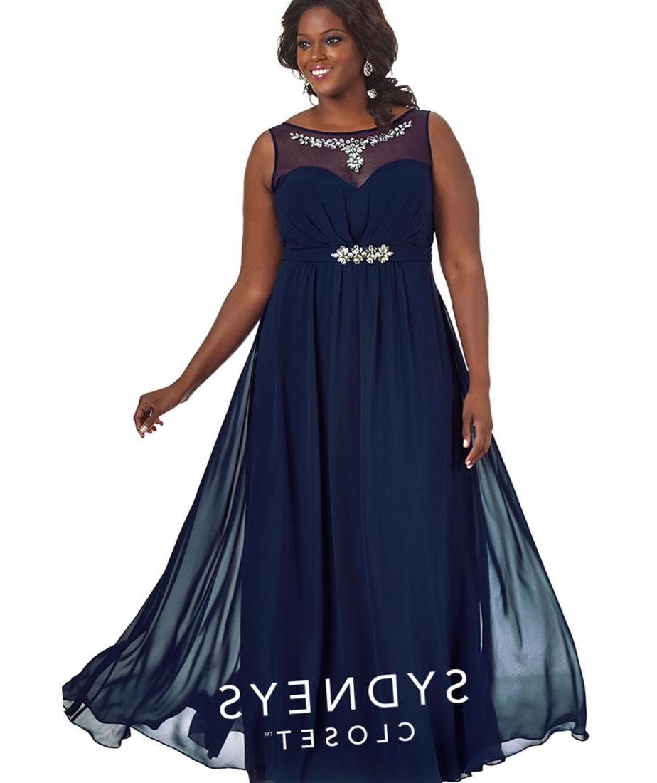50'S Style Plus Size Prom Dresses 101
