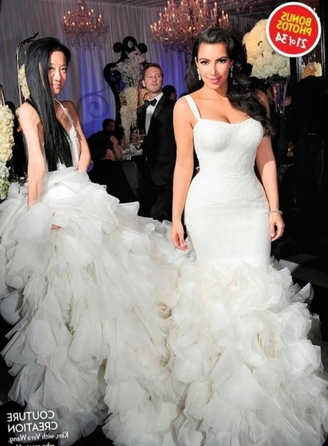 plus size vera wang wedding dresses pluslookeu collection