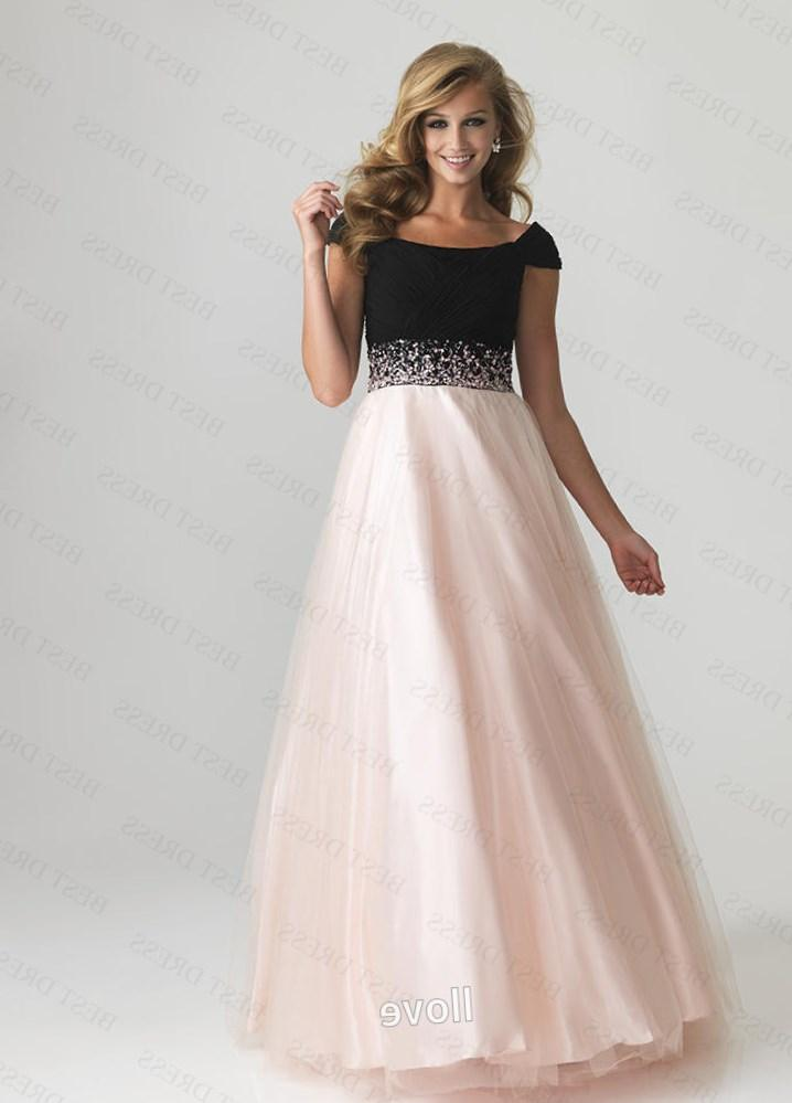 Plus Size Modest Prom Dresses Pluslook Eu Collection
