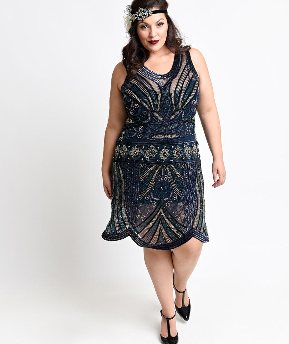 Pin up plus size dresses - PlusLook.eu Collection