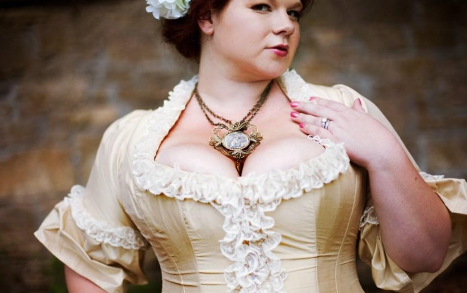 Plus size victorian dress collection for Corset for wedding dress plus size