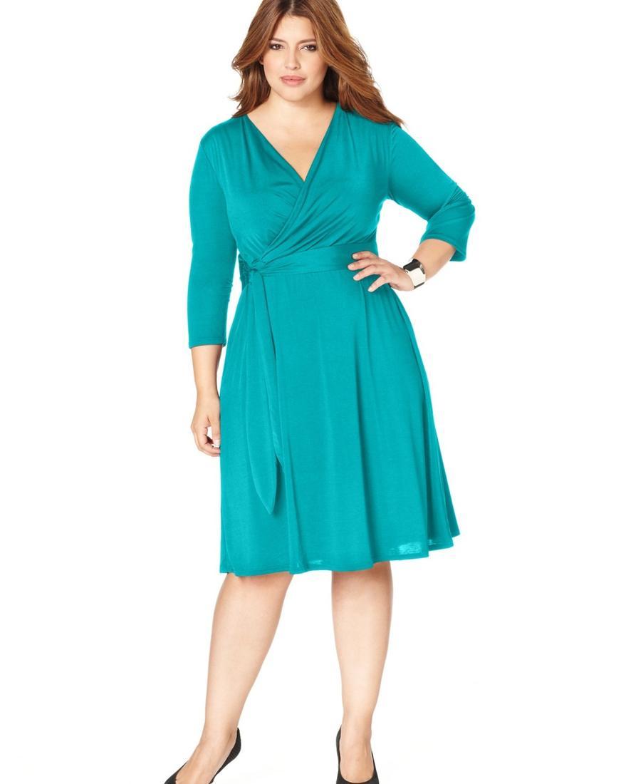 Plus Size Dresses At Macys - Ficts