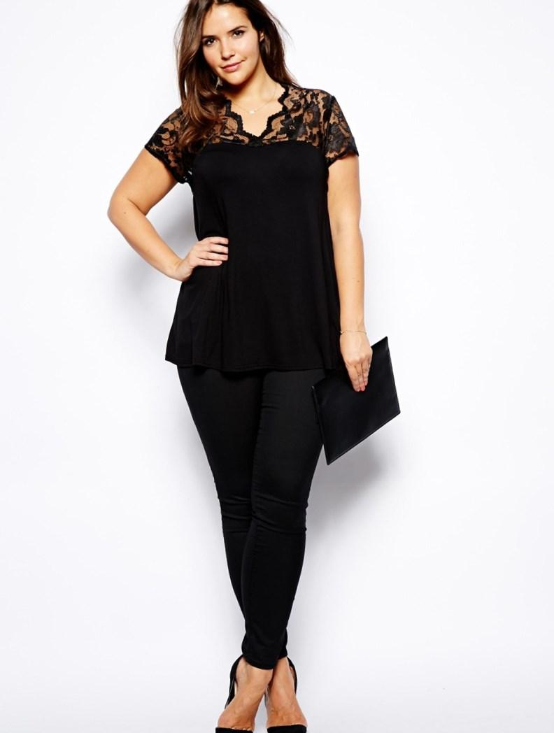 Dress for plus size girl - PlusLook.eu Collection