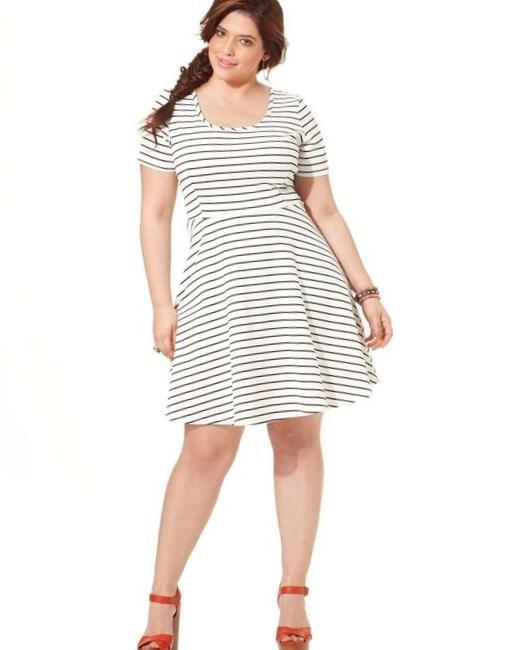 American plus size dresses - PlusLook.eu Collection