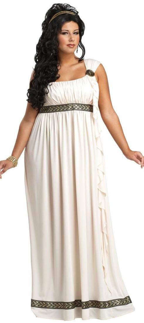 Plus Size Goddess Dresses Pluslook Eu Collection