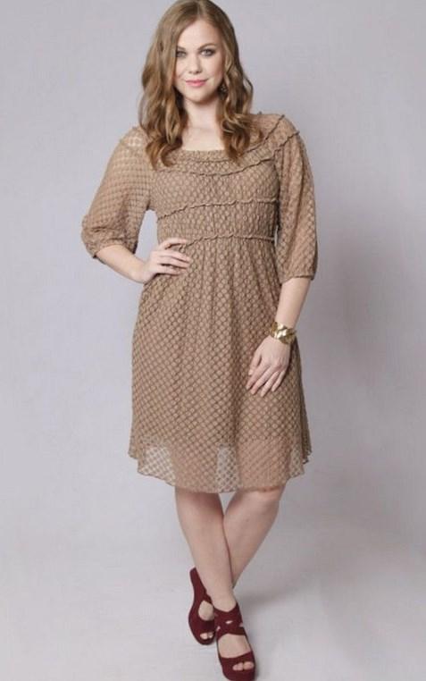 Empire waist casual summer dresses