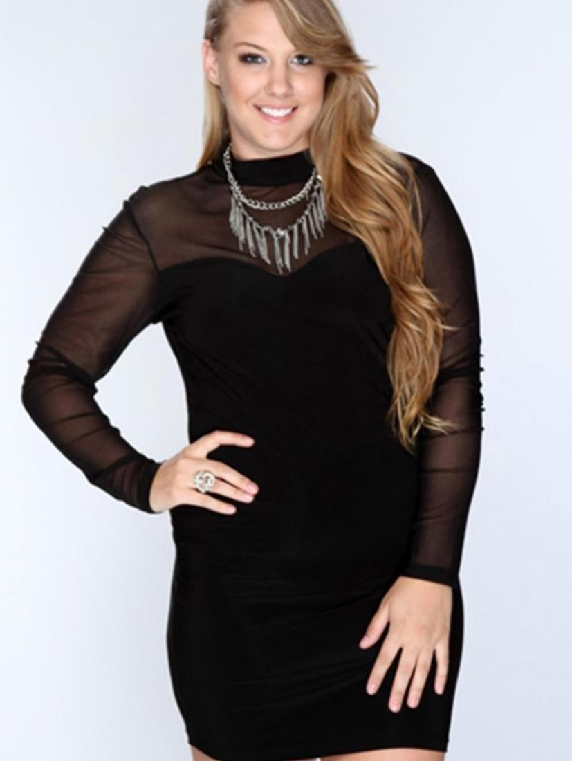 Sexy Dress Plus Size Pluslook Collection