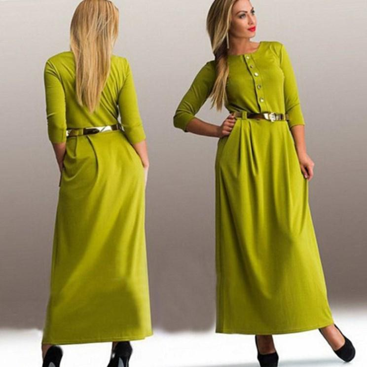Casual long summer dresses on sale