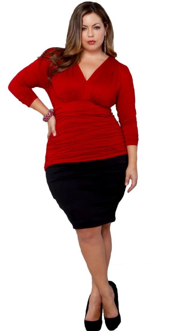 How To Dress Up A Plus Size Body Re Re