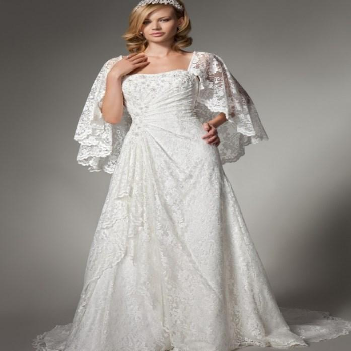Plus Size Celtic Wedding Dresses Collection