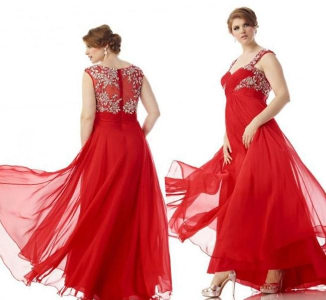2018 Floor Length Chiffon One Shoulder Empire Waist Plus Size Prom Dresses In UK High Quality 100% Custom Tailored
