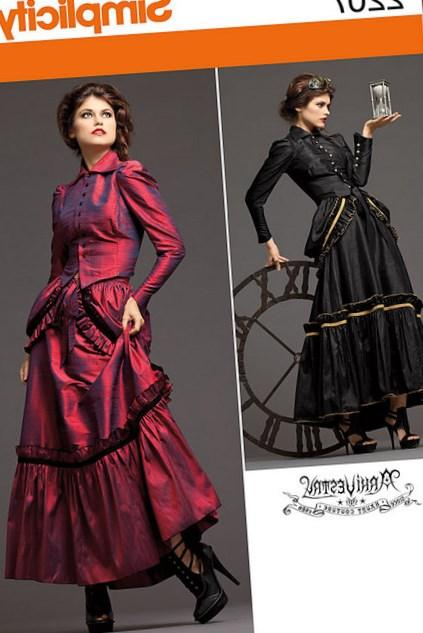 Steampunk Wedding Gown Plus Size Fashion Pinterest