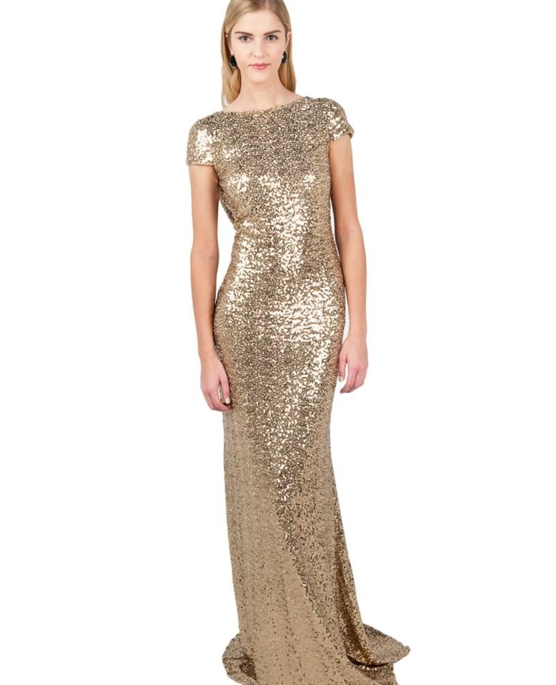 Plus Size Sequin Cocktail Dresses Pluslook Collection