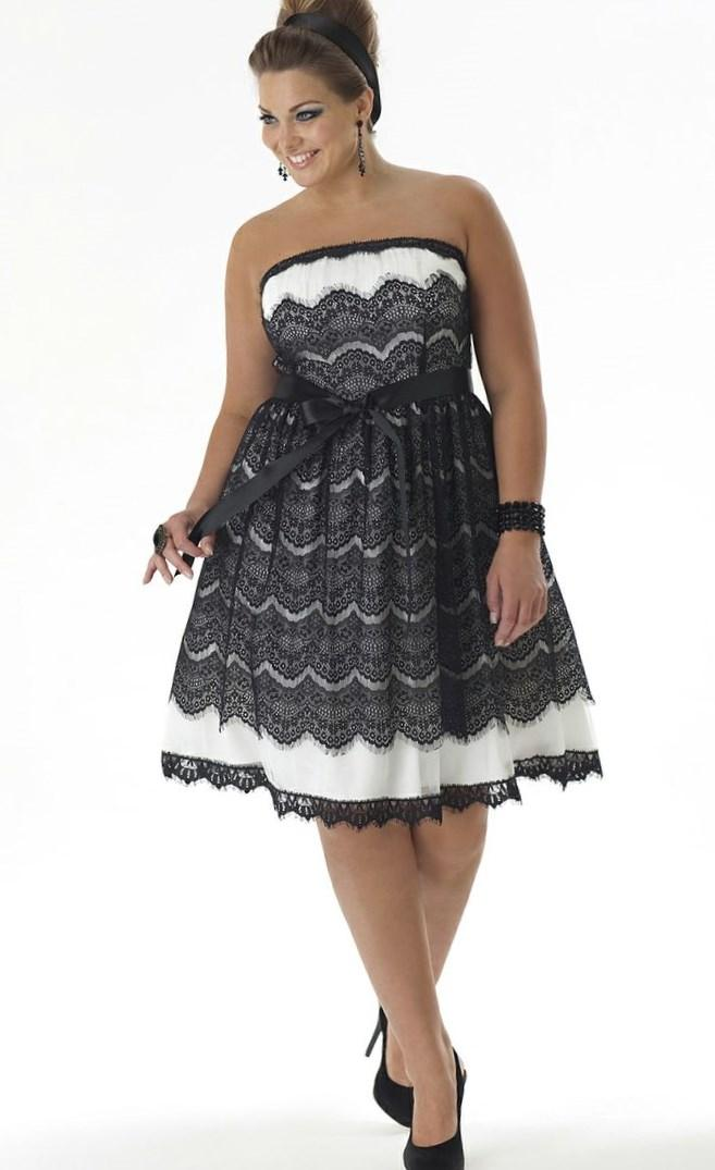 Cute Plus Size Party Dresses Pluslook Collection