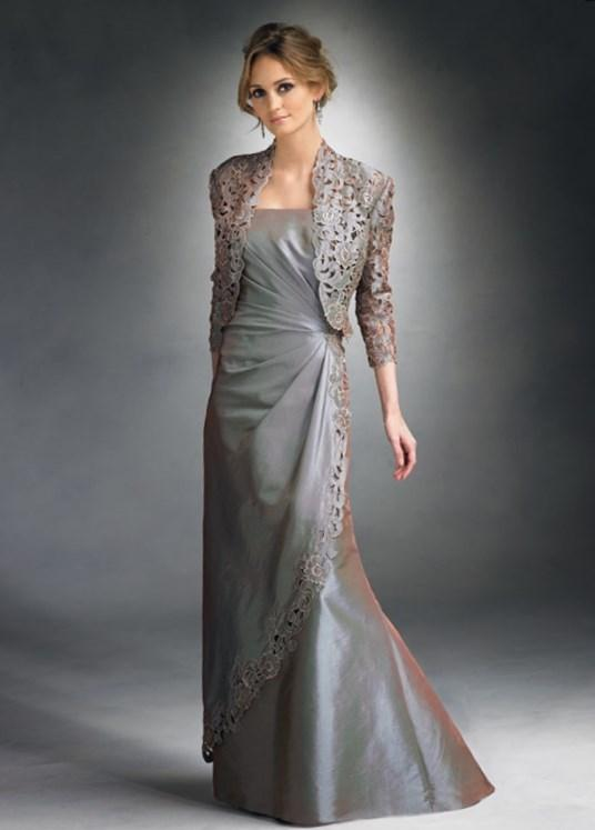 mother of the bride plus size gowns