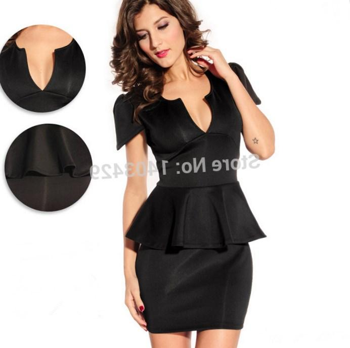 2017 Y-BIN free shipping best selling summer women dresses fashion sexy Splice Hit color