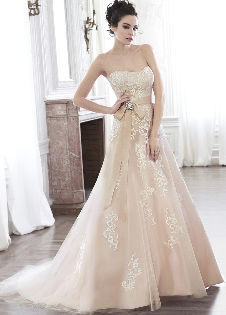 Lace Wedding Dresses Maggie Sottero