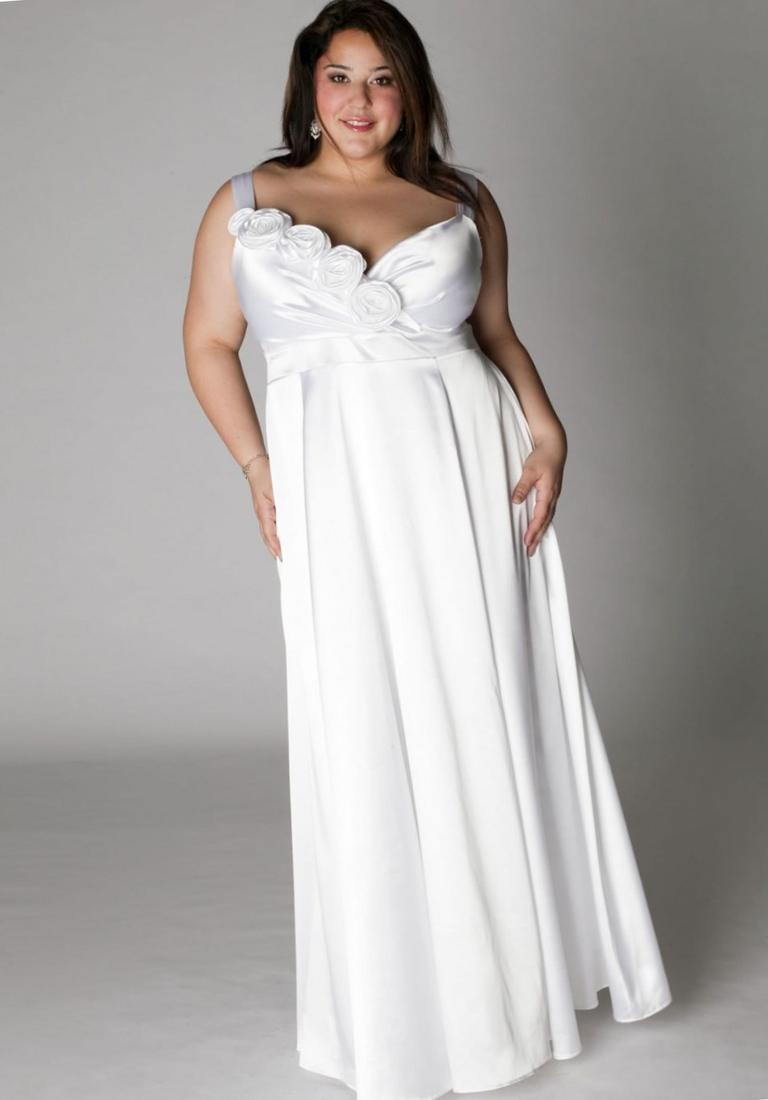Plus size goddess dresses collection for What is my wedding dress size