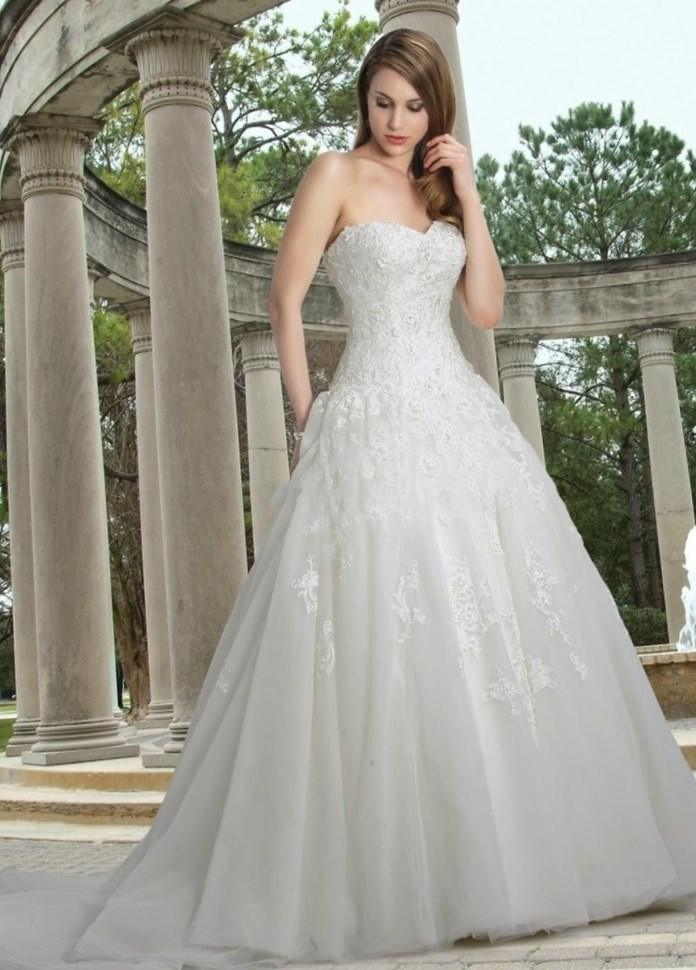 Vera wang plus size wedding dresses - PlusLook.eu Collection