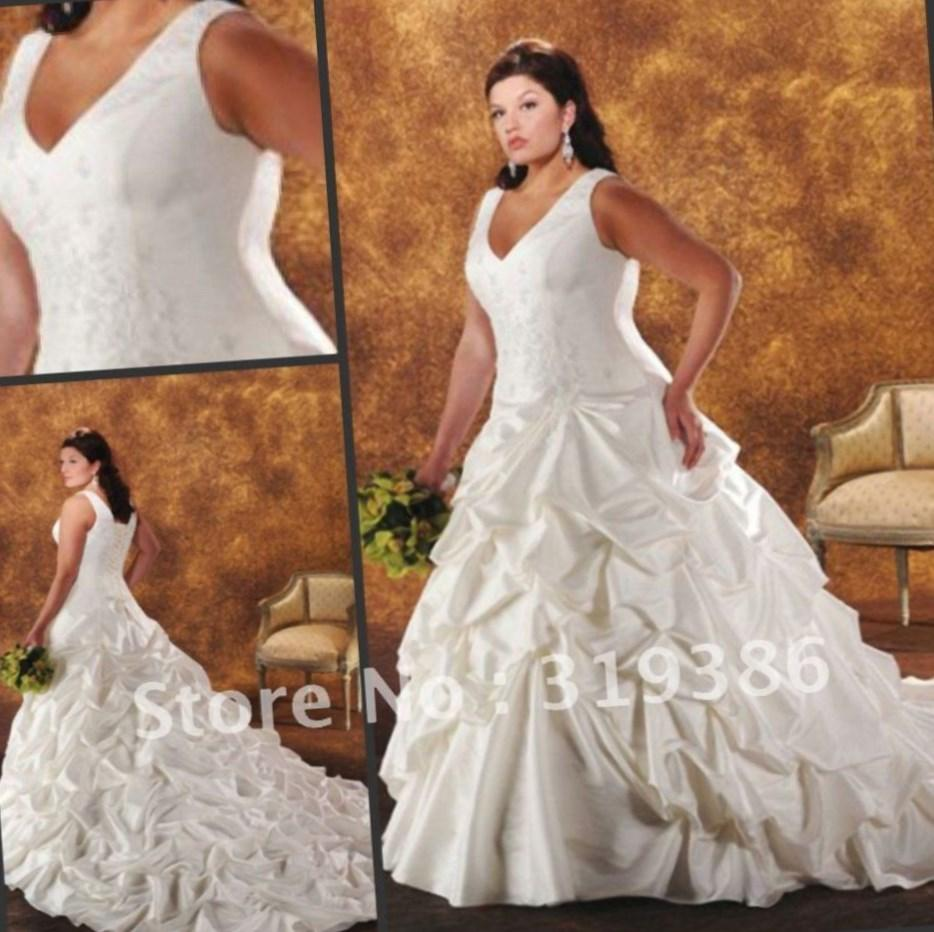 Plus size wedding dress under 100 collection for Wedding dress 100 dollars
